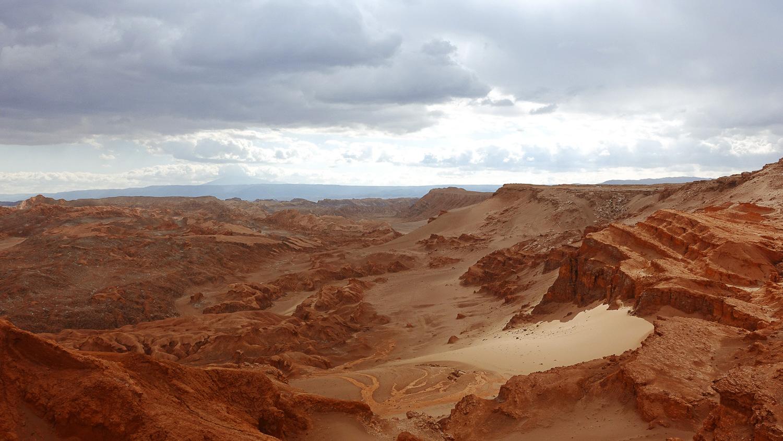 Mondtal San Pedro de Atacama