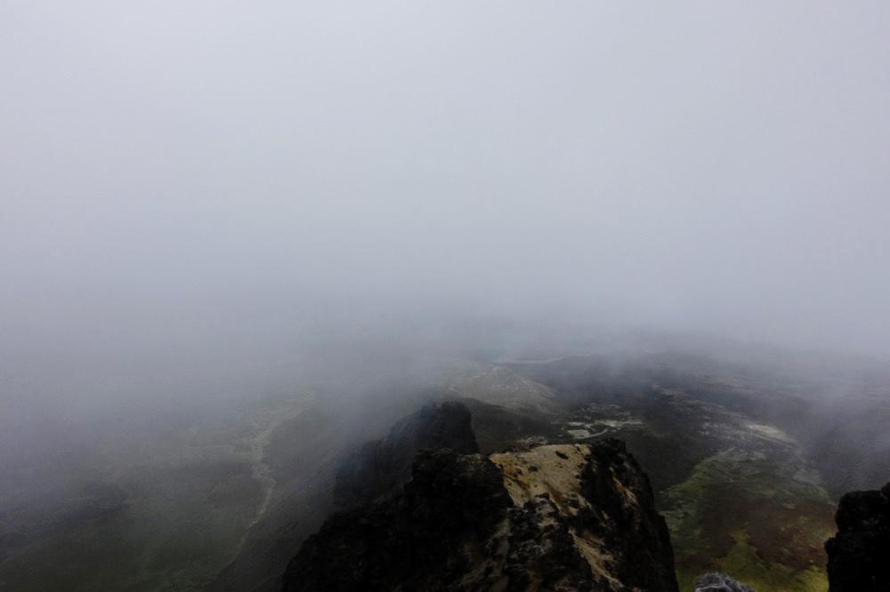 Ruminahui Vulkan