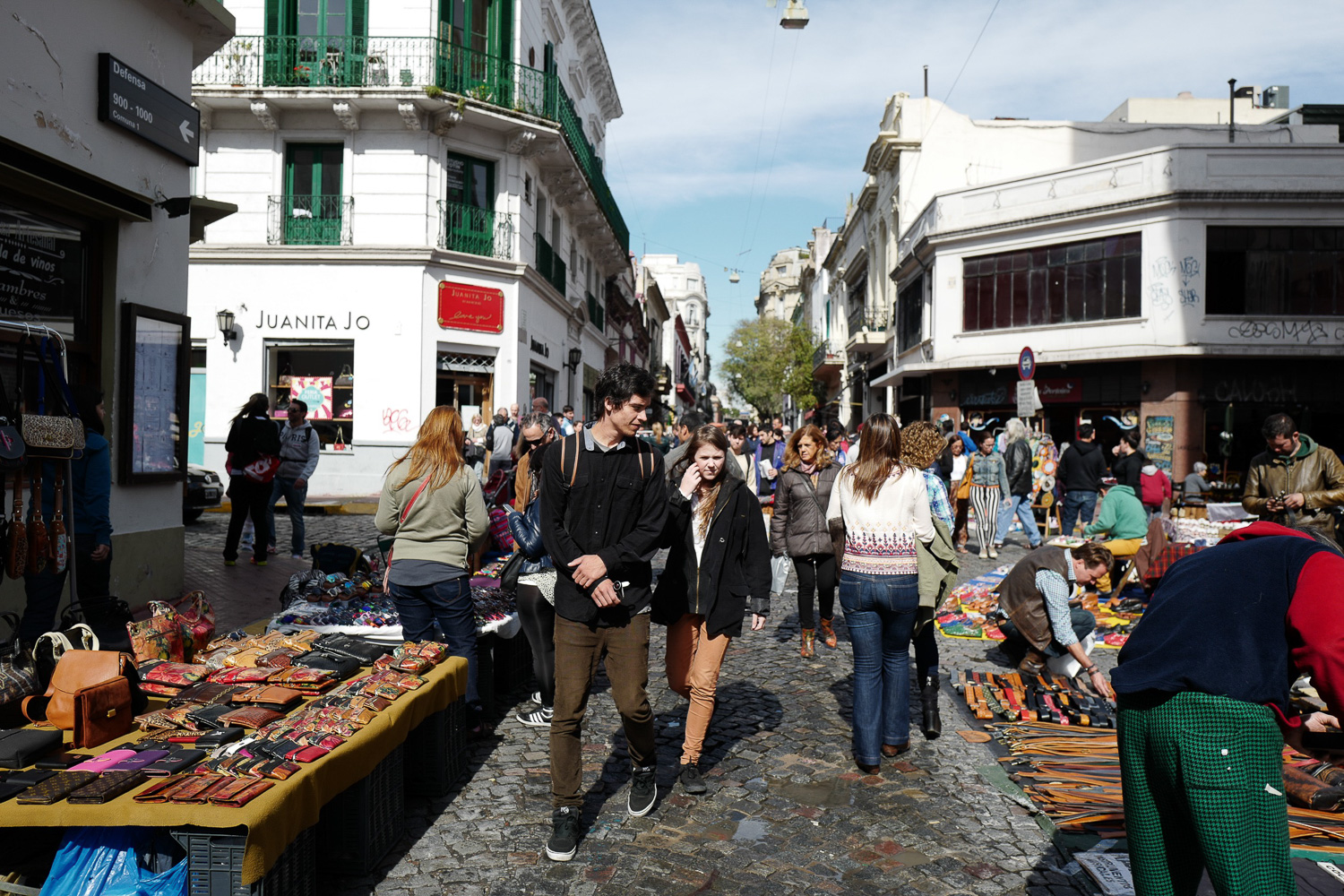 San Telmo Market